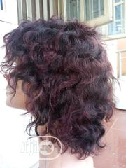 Lovely Short Human Hair Wig | Hair Beauty for sale in Lagos State, Ikeja