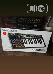 M-Audio Code 25 Midi Keyboard | Musical Instruments & Gear for sale in Lagos State