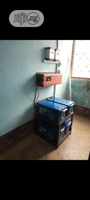Complete Set of Solar+ 4batteries, 5kva Inverter, 8panels +Charger | Solar Energy for sale in Lagos State, Ojo