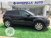 Land Rover Range Rover Evoque 2017 Black | Cars for sale in Lagos State, Lekki Phase 1