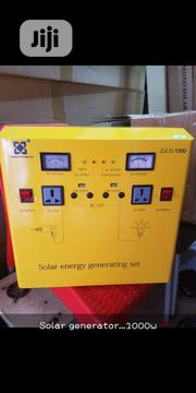 1000w Solar Generator | Solar Energy for sale in Lagos State, Ojo