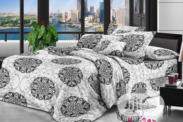 Pure American Cotton Bedsheet and Duve
