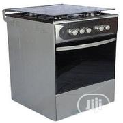 Maxi Silver Gas Cooker 50/50 | Kitchen Appliances for sale in Lagos State, Agege