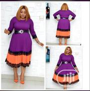 Stera Turkey Pleated Dress | Clothing for sale in Lagos State, Alimosho