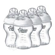 Set of 4 Used Feeding Bottles | Baby & Child Care for sale in Lagos State, Isolo