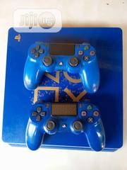 Ps 4 Witj Game Inside PLUS One Pad | Video Game Consoles for sale in Lagos State