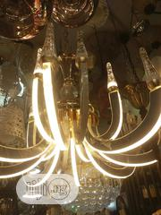 3colors Led Chandelier With Remote Control   Home Accessories for sale in Lagos State, Ojo