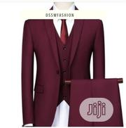 Exclusive Men's 3 Pieces Suits   Clothing for sale in Lagos State, Kosofe