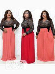 New Female Vneck Long Gown   Clothing for sale in Lagos State, Victoria Island