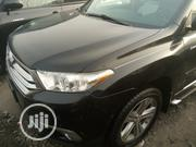 Toyota Highlander Limited 2012 Black   Cars for sale in Lagos State, Apapa