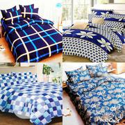 6*6 Bedsheet With 2 Pillowcases | Home Accessories for sale in Lagos State, Victoria Island
