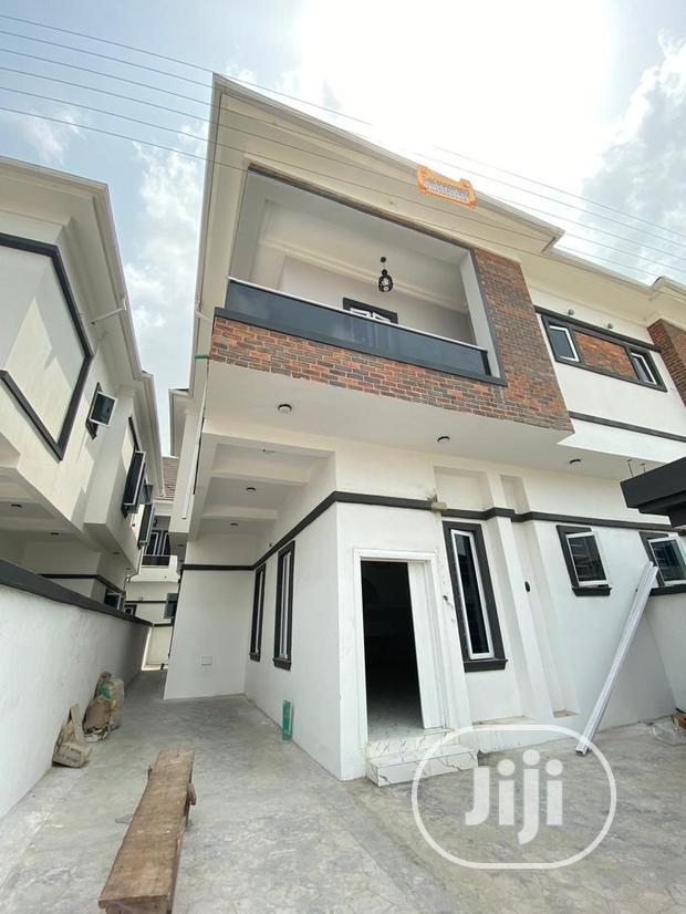Archive: 4 Bedroom Semi-detached Duplex At Orchid Road For Sale