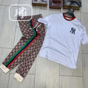 Gucci Tops Joggers Pant Available | Clothing for sale in Lagos State, Surulere