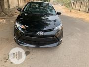 Toyota Corolla 2017 Black | Cars for sale in Abuja (FCT) State, Wuse