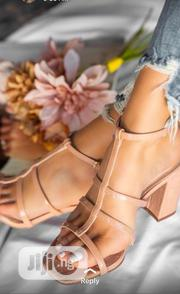 Classic Female Block Heel Female Sandals   Shoes for sale in Lagos State, Victoria Island