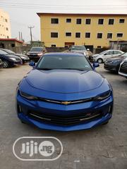 Chevrolet Camaro 2016 Blue | Cars for sale in Lagos State, Lekki Phase 1