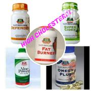 Swissgarde High Cholesterol Natural Remedy Free Delivery | Vitamins & Supplements for sale in Lagos State, Surulere