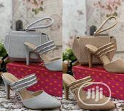 Ladies Covered Slippers With Perfect Purse   Shoes for sale in Lagos State