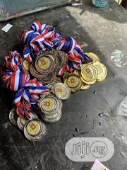Award Medal With Printing   Arts & Crafts for sale in Abuja (FCT) State, Asokoro