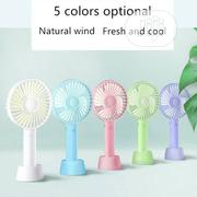 Handheld Rechargeable Fan | Home Appliances for sale in Lagos State, Ipaja