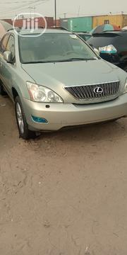 Lexus RX 2009 350 4x4 Silver | Cars for sale in Lagos State