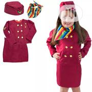 Children Air Hostess Costume | Children's Clothing for sale in Lagos State, Lagos Island