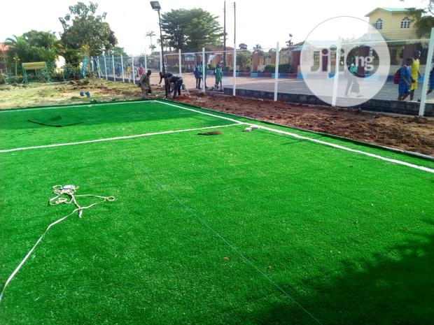Artificial Grass For Hockey Field Installation In Lagos State