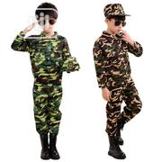 Children Complete Army Costume | Children's Clothing for sale in Lagos State, Lagos Island