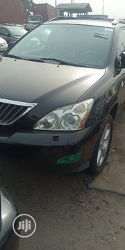 Lexus RX 2009 350 4x4 Black | Cars for sale in Lagos State