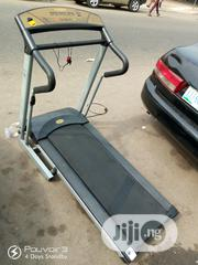 Fairly Used or Tokunbo 3.5 HP HEALTHSTREAM DC Motorised Treadmill | Sports Equipment for sale in Lagos State, Yaba
