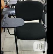 Brand New Imported Training Chair With Writing Desk. | Furniture for sale in Lagos State
