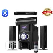 Home Theatre System With Bluetooth and DVD Player | Audio & Music Equipment for sale in Lagos State, Amuwo-Odofin
