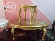 Royal Center Table 1+2 Set | Furniture for sale in Lagos State, Lekki Phase 1