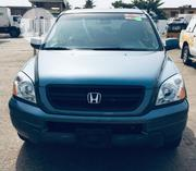 Honda Pilot 2005 EX 4x4 (3.5L 6cyl 5A) Blue | Cars for sale in Lagos State, Ikeja