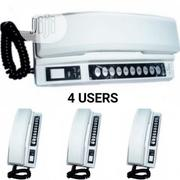 Caleocom Wireless Intercom Long Range- 4 Users | Home Appliances for sale in Lagos State, Ojo