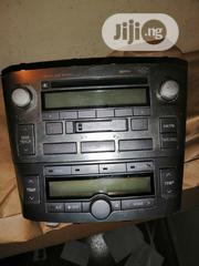 Toyota Avesis Radio | Vehicle Parts & Accessories for sale in Lagos State, Ojodu