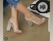 Ladies Transparent Heels   Shoes for sale in Lagos State