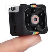 SQ11 HD 720P Mini Camera Night Vision Camcorder Sport Outdoor Car DVR | Security & Surveillance for sale in Lagos State, Ikeja
