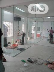 Glass Office Partition Frameless/Frames , | Building & Trades Services for sale in Abuja (FCT) State, Maitama