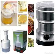 Combo Nima Grinder, Citrusjuicer, Veg N Onion Chopper and (Promo) | Kitchen Appliances for sale in Lagos State, Lagos Island