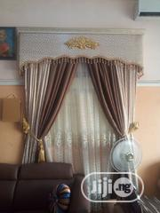 Royal Board Curtain With Day Blinds | Home Accessories for sale in Lagos State, Ojo