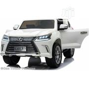 Lexus Double Seat Ride on Premium LX570 for Kids   Toys for sale in Lagos State, Lekki Phase 1