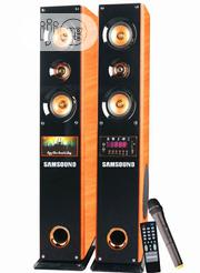 Samsound 2.2 Powerful Bluetooth Home Theater + Mic | Audio & Music Equipment for sale in Lagos State, Amuwo-Odofin