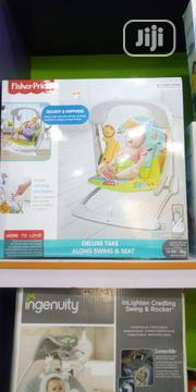 Deluxe Take Along Swing And Seat   Children's Gear & Safety for sale in Lagos State, Surulere
