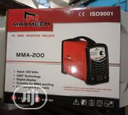 200 Ams Maxmech Welding Machine | Electrical Equipment for sale in Lagos State, Ajah