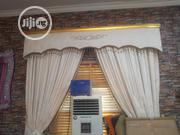 Quality Royal Board Curtain With Day and Night Blinds | Home Accessories for sale in Lagos State