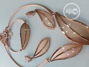 Stunning Rose Gold Jewelry Set. | Jewelry for sale in Lagos State, Amuwo-Odofin