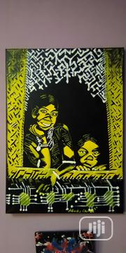 Digilings 50x70 Acrilic On Canvas | Arts & Crafts for sale in Abuja (FCT) State, Gwarinpa