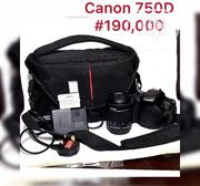 Uk Used Canon 750D | Photo & Video Cameras for sale in Lagos State, Amuwo-Odofin