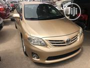 Toyota Corolla 2013 Gold | Cars for sale in Lagos State, Apapa